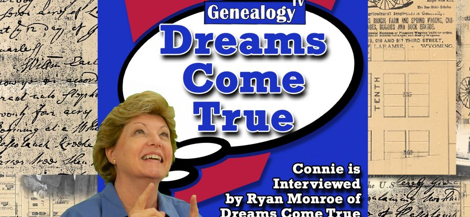 Dreams Come True on Genealogy TV