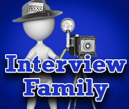 Interviewing Family