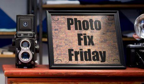 Photo Fix Friday on GenealogyTV.org