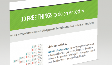 free genealogy website Archives - Genealogy TV