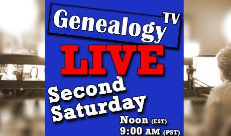 Genealogy TV LIVE