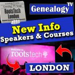 Rootstech London on Genealogy TV