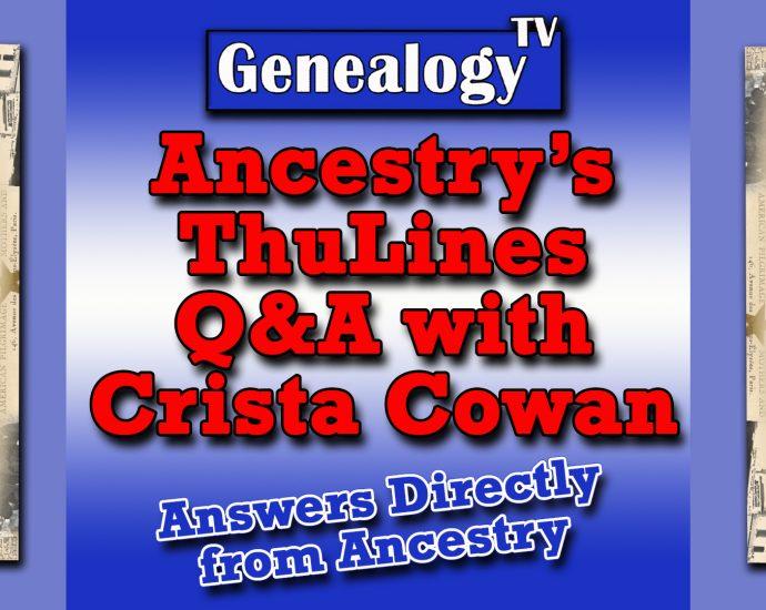 Thrulines Q&A with Crista Cowan