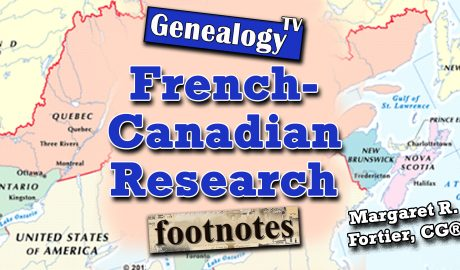 French-Canadian Genealogy