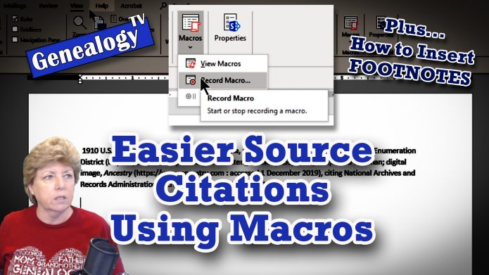 How to Make Writing Source Citations Easier Using Macros
