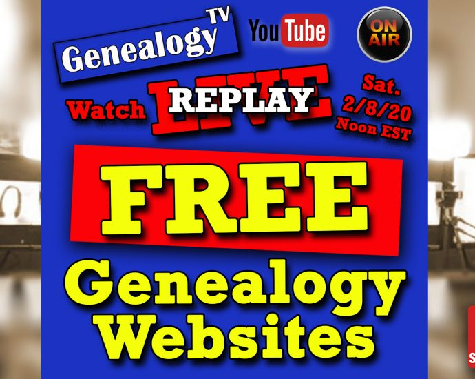 30 Free Genealogy Websites