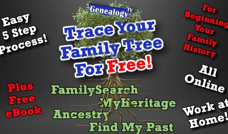 Trace Your Family Tree for Free Online