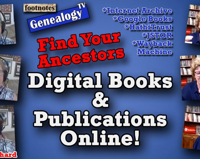 Digital Books & Scholarly Publications