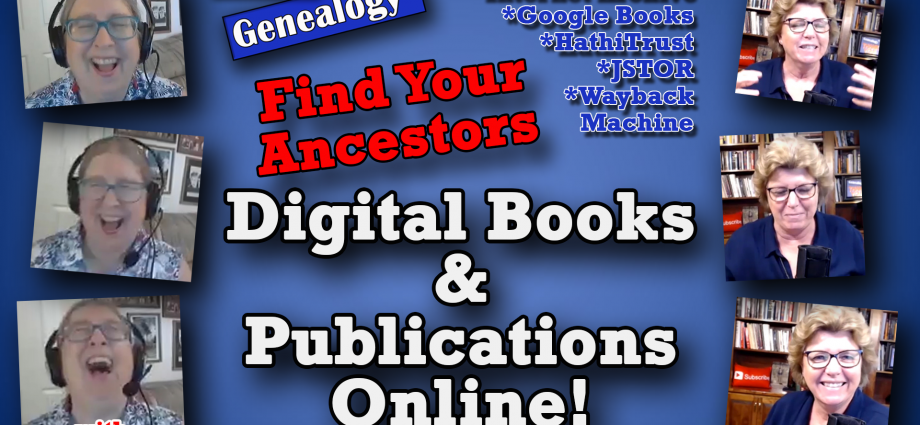 Digital Books & Scholarly Publications