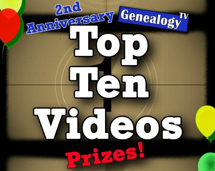 2nd Anniversary: Top Ten Videos