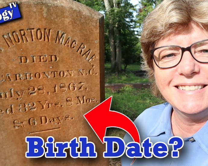 Date Calculator: Find the Birthdate from Age and Death Date