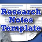 How to Create a Genealogy Research Notes Template in Word