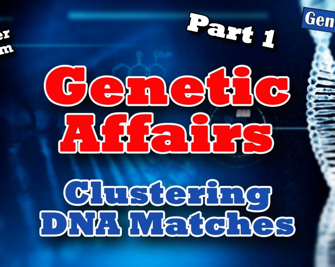Genetic Affairs 3 Part Series