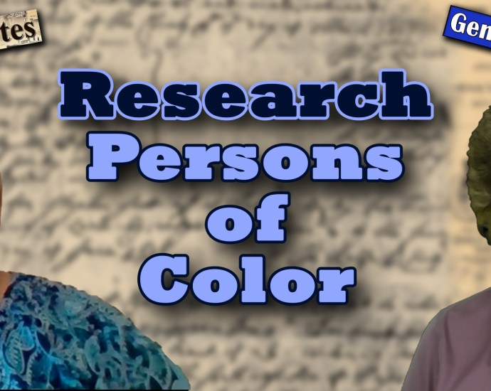 African American Genealogy and Family History