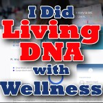 Living DNA with Wellness Report