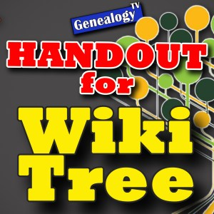 WikiTree & WikiTree Challenge